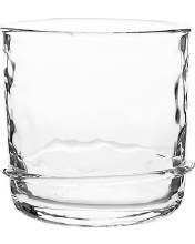 Carine Clear Double Old Fashion