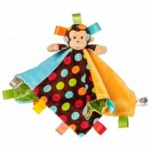 Dazzle Dots Monkey Baby Mat