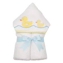 Bird Hooded Towel