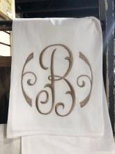 "Flour Sack Towel ""B"""