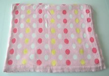 Girl Dots Blanket