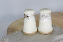 Birch Salt and Pepper Shakers