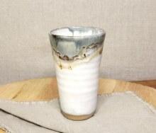 White Lapis Tea Tumbler