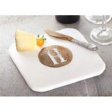 B Marble Cheese Board
