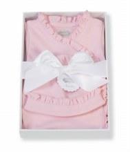 Pink Ruffle Gift Set
