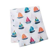 Sailboat Blanket