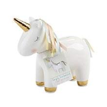 Ceramic Unicorn Bank