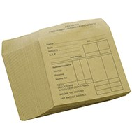 Agenda Wage Envelopes 50 Pk