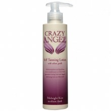 Crazy Angel Spray Tan Lotion Medium/Dark 200ml