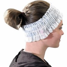 Eccono Disposable Headbands 100 Pieces