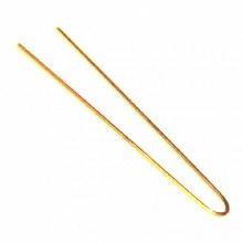 Hair Tools 2.5 Inch Plain Pins Blonde Content 500