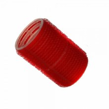 Hair Tools  Cling Rollers Large Red 36mm