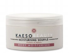Kaeso Body Moisturising Souffle Mulberry & Mallow 245ml