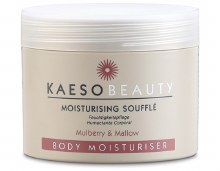 Kaeso Body Moisturisising Souffle Mulberry & Mallow 450ml