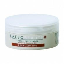 Kaeso Facial Exfoliator Rebalancing  Mallow & Coconut Oil 245ml
