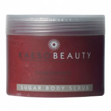 Kaeso Sugar Body Scrub Cranberry & Passion Fruit 450ml