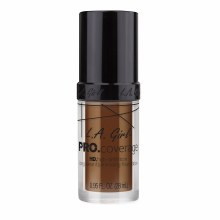 L.A.Girl Pro Coverage Foundation Rich Chocolate