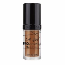 L.A. Girl Pro Coverage Foundation Toast