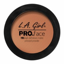 L.A. Girl Pro.Face Matte Pressed Powder-Chestnut