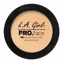 L.A. Girl Pro.Face Matte Pressed Powder-Creamy Natural