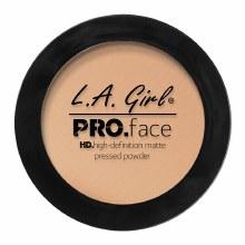 L.A. Girl Pro.Face Matte Pressed Powder-Nude Beige