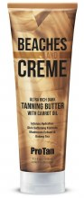 Pro-Tan Beaches And Cream Ultra Rich Dark Tanning Butter With Carrot Oil 250ml
