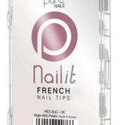 Pure Nails French Tips 100
