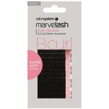 Salon System Marvelash B Curl 0.20 Volume 9,11,13,15mm Assorted