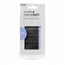 Salon System Marvelash C Curl 0.20 Volume 9,11,13,15mm Assorted