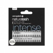 Salon System Naturalash Intense Extra Volume-Medium