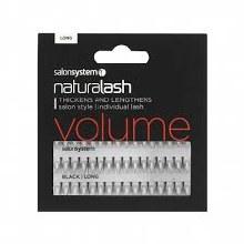 Salon System Naturalash Volume Individual-Long