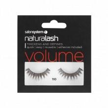 Salon System Naturalash Volume - 110