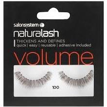 Salon System Naturalash - Volume 100