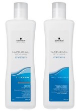 Schwarzkopf Natural Styling Hydrowave 2 1 Litre & 1 Litre Neutralizer