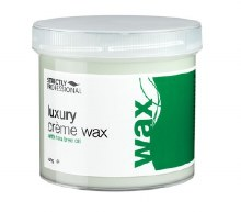 Strictly Professional Luxury  Creme Wax With Tee Tree Oil 425g