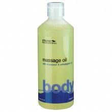 Strictly Professional Massage Oil 500ml