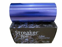 Streaker Foil Extra Wide Foil Lilic