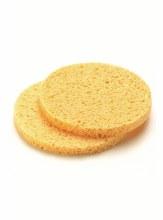 Streaker Cellulose Facial Sponge x2