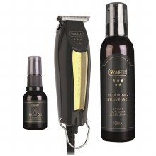 Wahl Detailer Professional Trimmer Black & Gold Limited Edition 5 Star Series