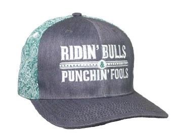 Ridin' Bulls & Punchin' Fools Flatbill