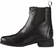 Ariat Youth Devon III Zip Paddock Boots Sz 13