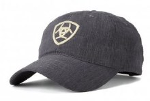 Ariat Arena Cap Charcoal/Ivory