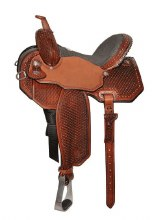 Circle Y Lisa Lockhart Ambition Barrel Saddle