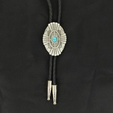 Bolo w/ Turquoise Center