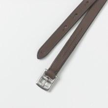 Brown Children's Stirrup Leathers