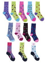Children's Mid-Calf Socks