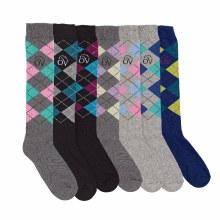 Tech Cotton Knee Socks