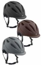 Ovation Black Protege Helmet Size L/XL