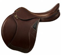 "Ovation San Diego 17"" Saddle"