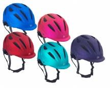 Ovation Protege Metallic Purple Helmet Size XS/S